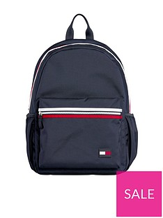 tommy-hilfiger-boys-core-flag-backpack-navy