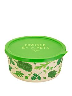 sass-belle-powered-by-plants-round-lunch-box