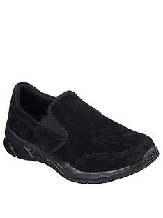 skechers-equaliser-40-slip-onnbspshoe-black
