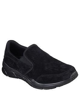 skechers-equaliser-40-slip-onnbspshoe-black