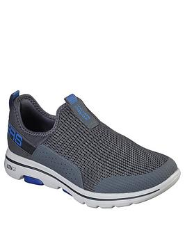 skechers-gowalk-5trade-slip-on-shoe-with-tab-charcoal