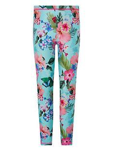monsoon-girls-sew-fergie-flower-sunsafe-legging-turquoise