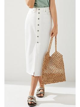 levis-button-front-midi-skirt-white