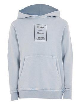 river-island-boys-acid-wash-prolific-hoodie-blue