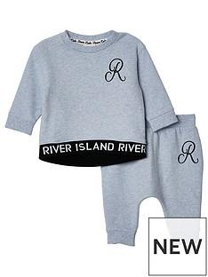 river-island-baby-boys-monogram-sweat-sweat--blue