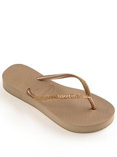 havaianas-slim-flatform-glitter-wedge-flip-flop-rose-gold