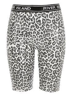 river-island-girls-leopard-print-cycling-shorts-silver
