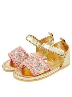 monsoon-baby-girls-emily-embroidered-walker-sandal-gold