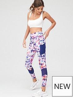 pour-moi-energy-abstract-floral-print-sports-leggings-multi