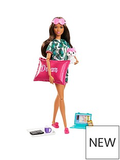 barbie-themed-relaxation-doll