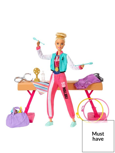 barbie-gymnastics-doll-and-playset-with-twirling-feature-balance-beam-15-accessories
