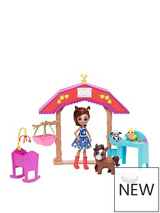 enchantimals-enchantimals-barnyard-nursery-playset-with-haydie-horse-doll-trotter