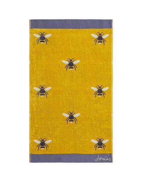 joules-botanical-bee-towels-beach