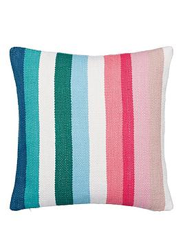joules-cornish-stripe-cushion