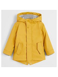 mango-baby-boys-contrast-lining-hooded-raincoat-yellow