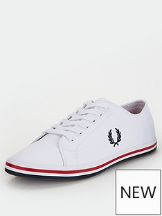 fred-perry-kingston-twill-trainers