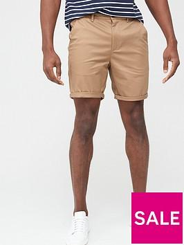 river-island-vienna-skinny-fit-chino-shorts-tannbsp