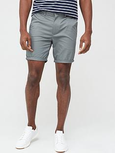 river-island-vienna-skinny-fit-chino-shorts-greennbsp