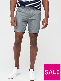 river-island-vienna-skinny-fit-chino-shorts-greennbsp