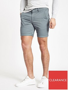 river-island-river-island-vienna-skinny-fit-chino-shorts