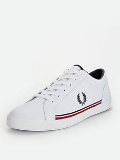 fred-perry-baseline-perf-leather-trainers-white