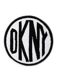 dkny-circle-logo-bath-mat