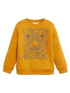 mango-boys-tiger-print-sweatshirt-yellow