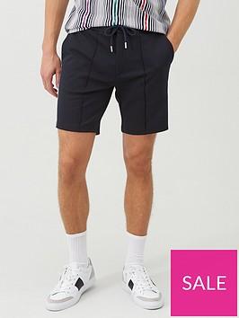 river-island-dory-pull-on-shorts-blacknbsp