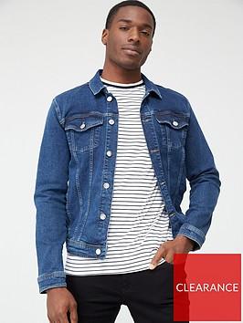 river-island-classic-fit-denim-jacket-dark-bluenbsp