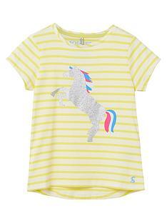 joules-girls-pixie-unicorn-t-shirt-yellow