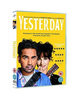 yesterday-dvd