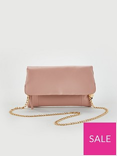 oasis-casual-leather-clutch-neutral
