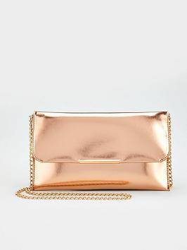 v-by-very-clutch-bag-with-chain-strap-rose-gold