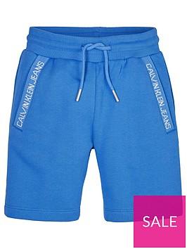 calvin-klein-jeans-boys-intarsia-lounge-shorts--nbspblue