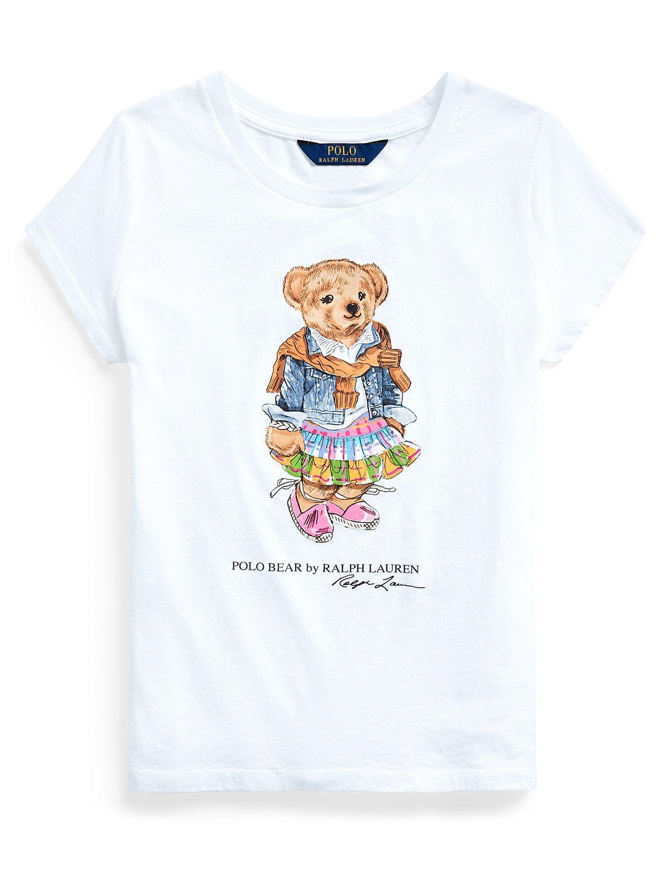 Girls My Little Pony Long Sleeve T Shirt Tee Shirt Pink Crean Ages 2 3 4 5 6 7 8