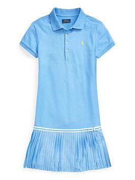 ralph-lauren-girls-polo-pleated-dress-blue