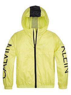 calvin-klein-jeans-boys-packable-logo-jacket-yellow