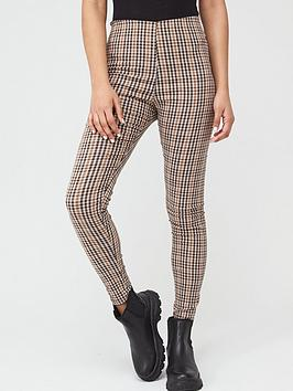 boohoo-boohoo-checked-tailor-trousers-camel