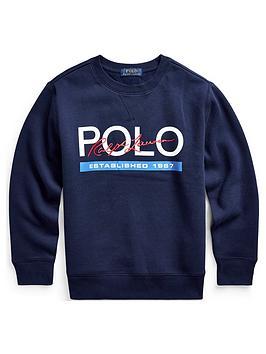 ralph-lauren-boys-polo-crew-neck-sweat-top-navy