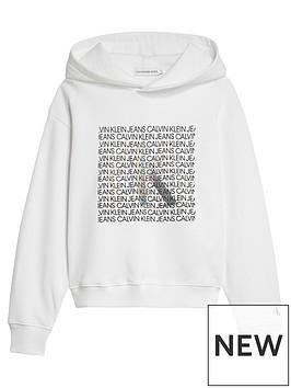 calvin-klein-jeans-girls-iridescent-logo-hoodie-white