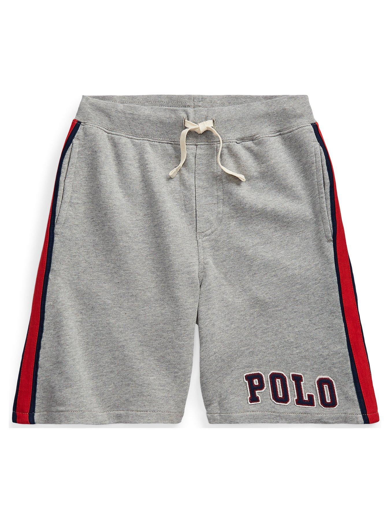 New Ralph Lauren Sport Women Multi Pony Mini Shorts 2 6 8