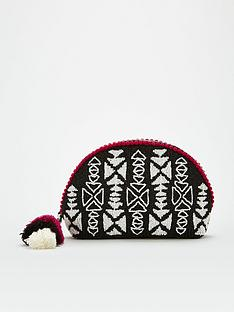 v-by-very-beaded-cosmetic-bag-monochrome