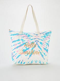 v-by-very-hello-sunshine-canvas-bag-multi