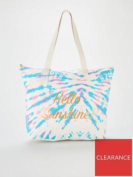 v-by-very-hello-sunshine-canvas-bag-multi