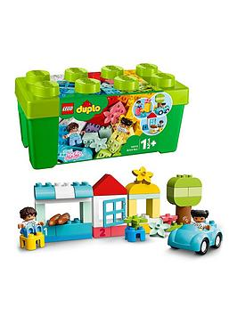 Lego Duplo 10913 Brick Box With Toy Storage