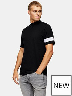 topman-block-turtle-neck-t-shirt-black