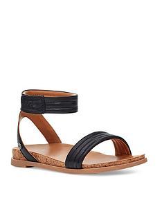 ugg-girls-ethena-sandal-black