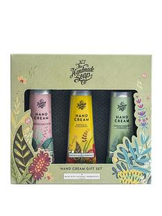 the-handmade-soap-company-hand-cream-gift-set