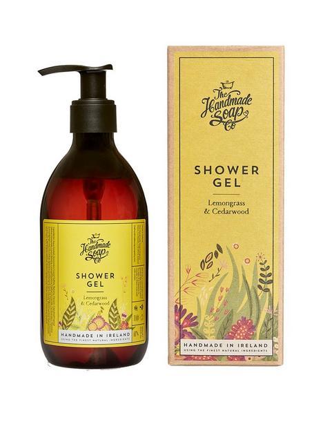 the-handmade-soap-company-lemongrass-cedarwood-shower-gel
