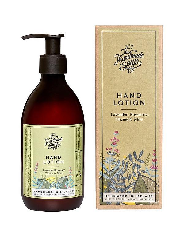 Lavender, Rosemary, Thyme & Mint Hand Cream